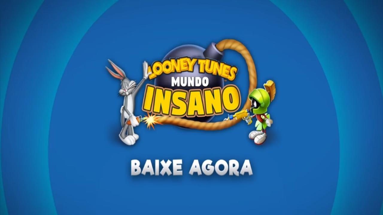 Looney Tunes™ Mundo Insano - RPG Disponível para Android