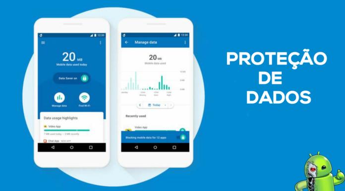 Melhores Aplicativos de Proteção de dados para Android