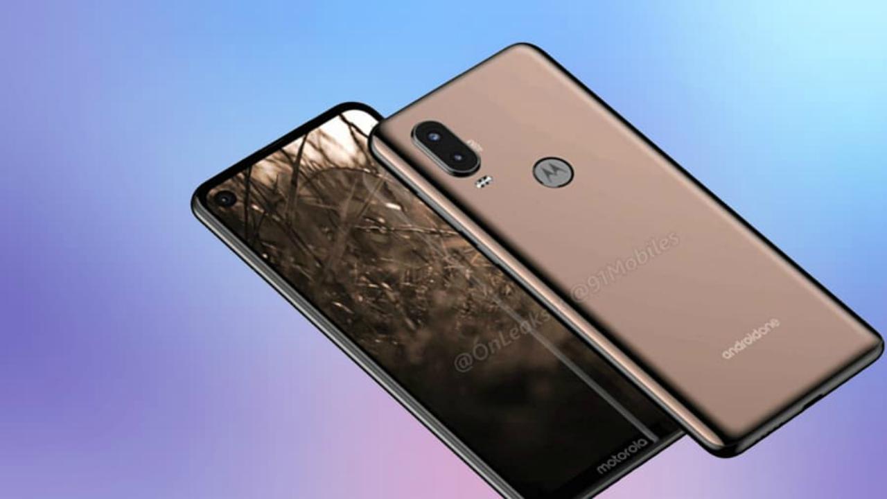 """Motorola P40 Aparece mostrando """"buraco"""" na câmera selfie"""