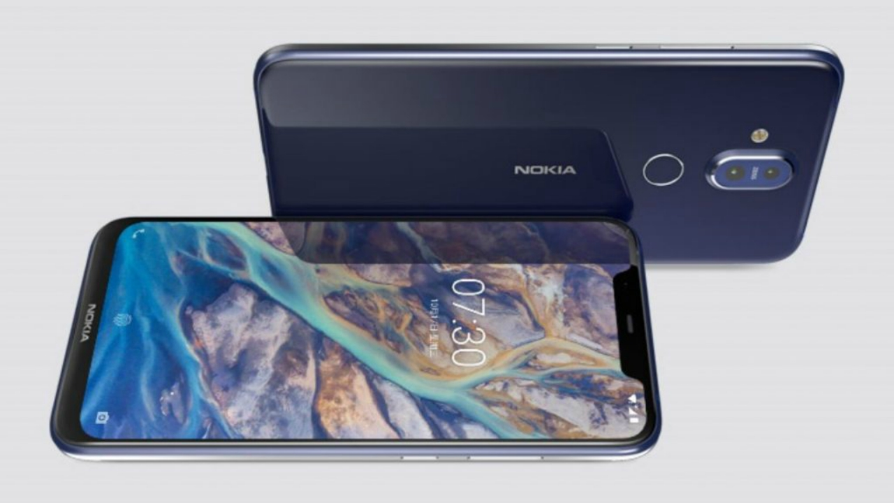 Nokia 8.1 é anunciado oficialmente