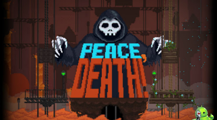 Peace Death! Disponível para Android