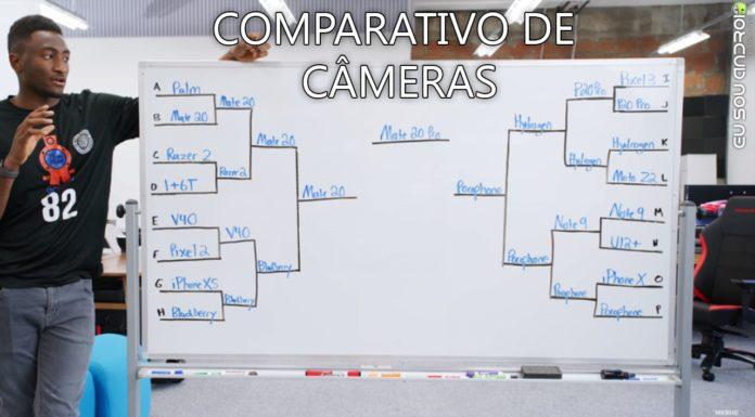 Pocophone Vence 15 Smartphones Top de Linha em Teste de Câmera CAPA 1