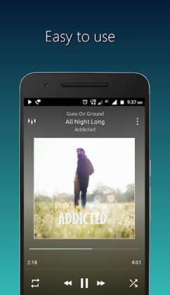 PowerAudio Plus Music Player v6.0.2 APK GRÁTIS