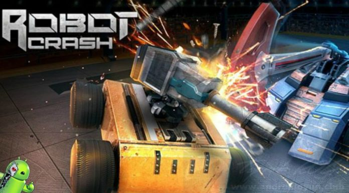 ROBOT CRASH FİGHT v1.0.2 MOD APK