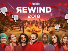 Rewind 2018 do YouTube é o Vídeo com Mais Dislikes no Próprio YouTube capa 1