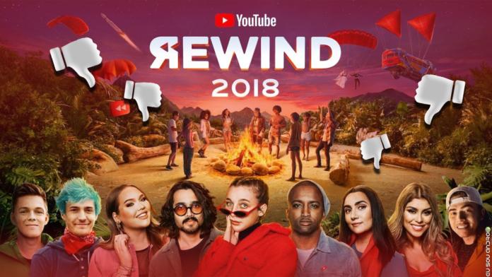 Rewind 2018 do YouTube é o Vídeo com Mais Dislikes no Próprio YouTube capa 1
