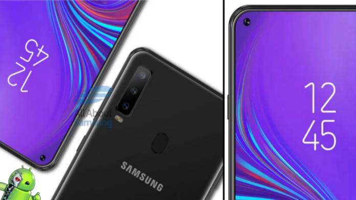 Samsung Galaxy A8s Chegando em 10 de dezembro