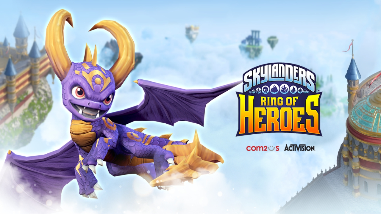 Skylanders™ Ring of Heroes Download APK