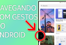 Veja Como Criar Gestos Para Usar Seu Android Sem Gastar Espaço na Tela com Barra de Navegação CAPA 1