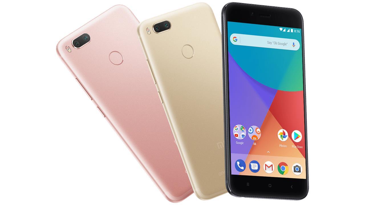 Xiaomi Mi A1 está recebendo Android Pie em versão Beta