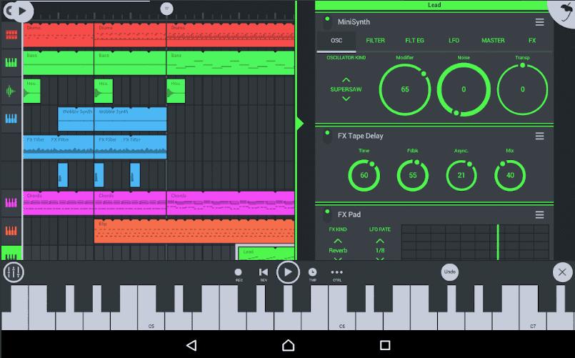 aplicativos para músicos