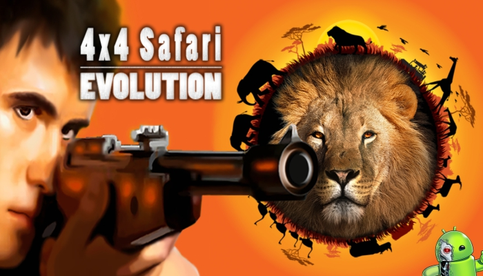 4x4 Safari: Evolution