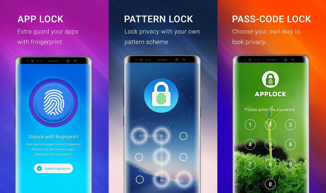 Applock PRO grátis por tempo limitado na Google Play! telas