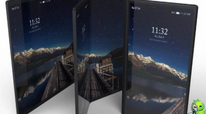 Celular dobrável da Samsung poderá vir com uma câmera tripla