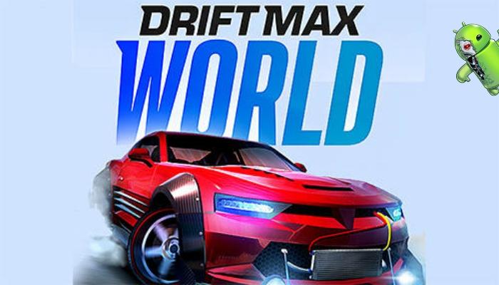 Drift Max World - Jogo de Corrida de Drift