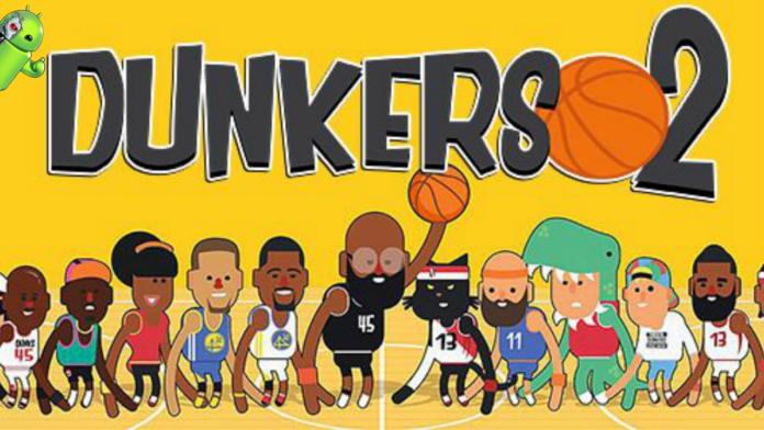 Dunkers 2 Disponível para Android