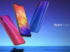 Em primeiro mês Xiaomi Redmi Note 7 atinge 1 milhão de vendas