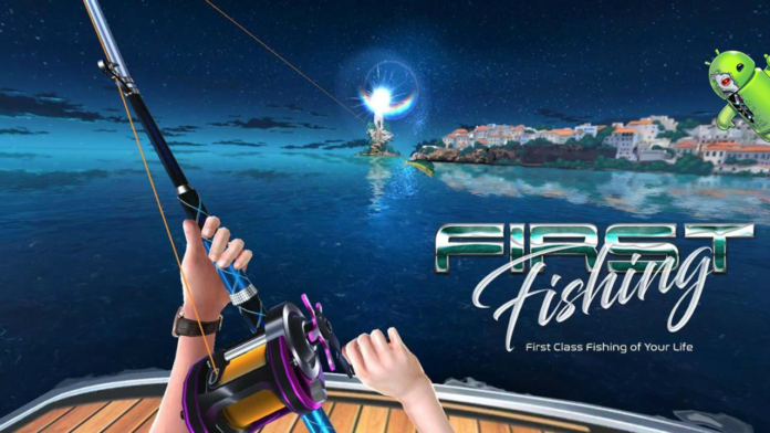 First Fishing Disponível para Android