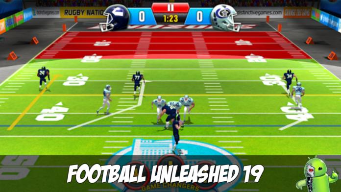 Football Unleashed 19 Disponível para Android