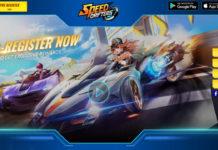 GARENa vai lançar jogo inspirado no mario kart CAPA