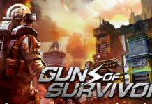 Guns of Survivor Disponível para Android