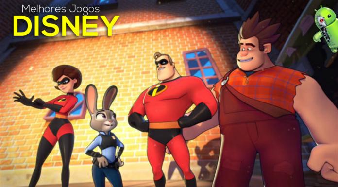 Melhores Jogos da Disney para Android