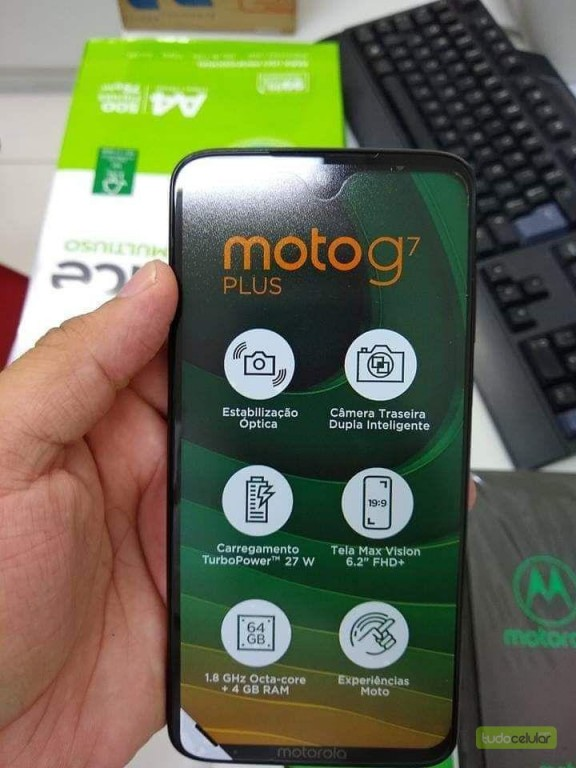 Moto G7 Plus