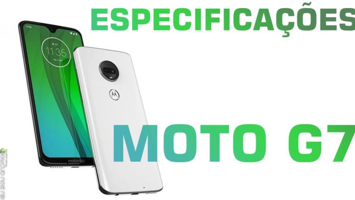 Motorola Acidentalmente Revela Especificações do G7 CAPA