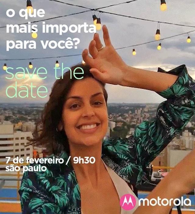 Motorola Moto G7 já tem data marcada para lançamento no Brasil! 1