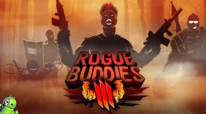 Rogue Buddies 3 Disponível para Android