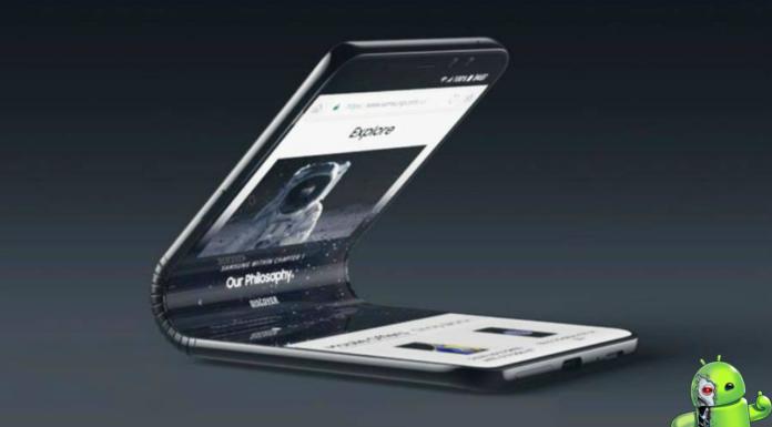 Samsung Galaxy F provavelmente terá duas baterias