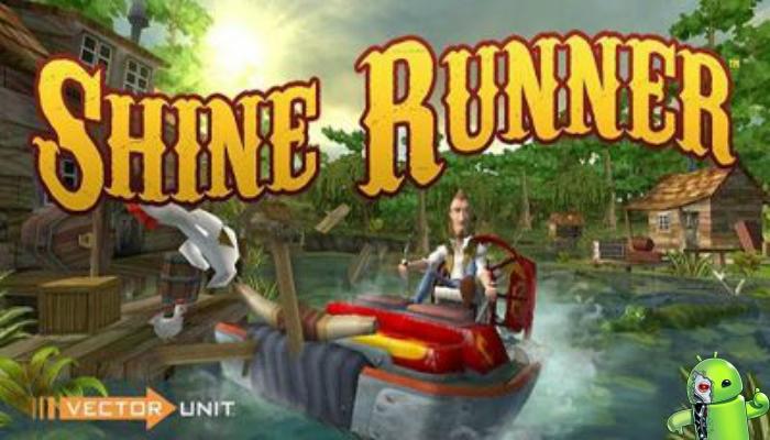 Shine Runner Free