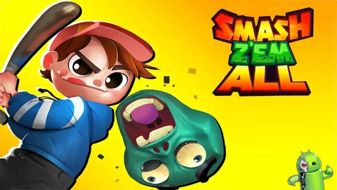 Smash Z'em All Disponível para Android