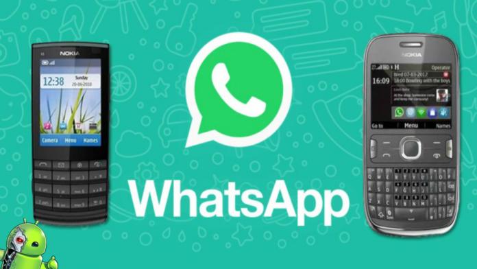 Suporte do WhatsApp para telefones Nokia S40 é encerrado!