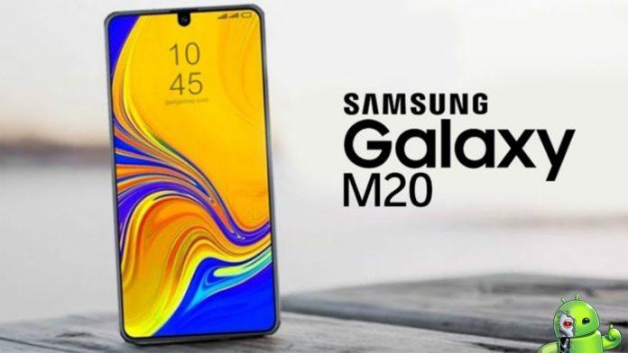 Suposto Manual do Samsung Galaxy M20 vaza mostrando principais detalhes