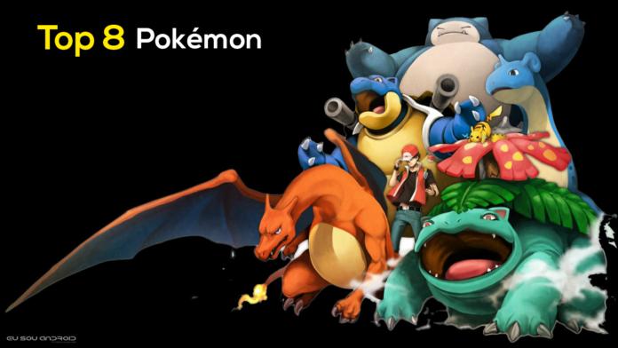 TOP 8 Melhores Jogos de Pokémon para Android 2019