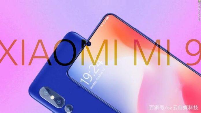 Vazam renderizações do Xiaomi Mi 9 CAPA