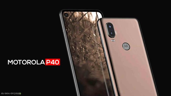 Vazaram Novas Especificações do Motorola P40
