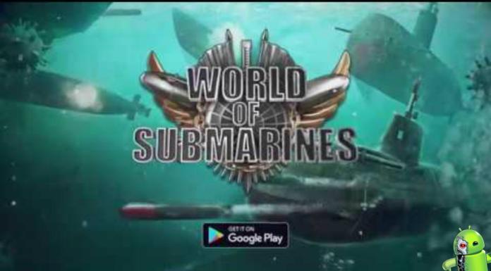 WORLD of SUBMARINES: Navy Shooter 3D War Game Disponível para Android