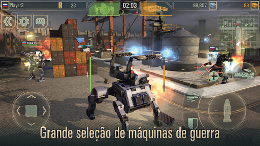 WWR World of Warfare Robots