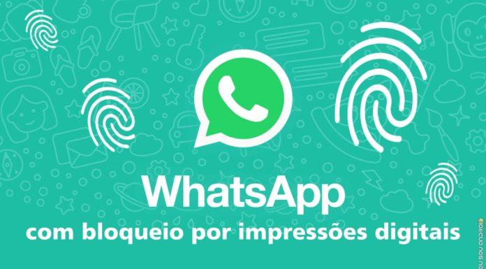 WhatsApp Vai Ter Senha de Segurança em Breve! capa