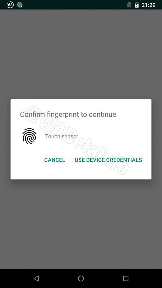 WhatsApp vai ter senha de segurança para proteger conversas