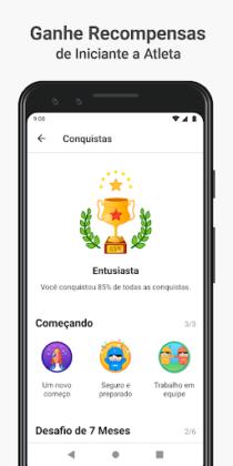 5 apps para começar o ano de forma saudável