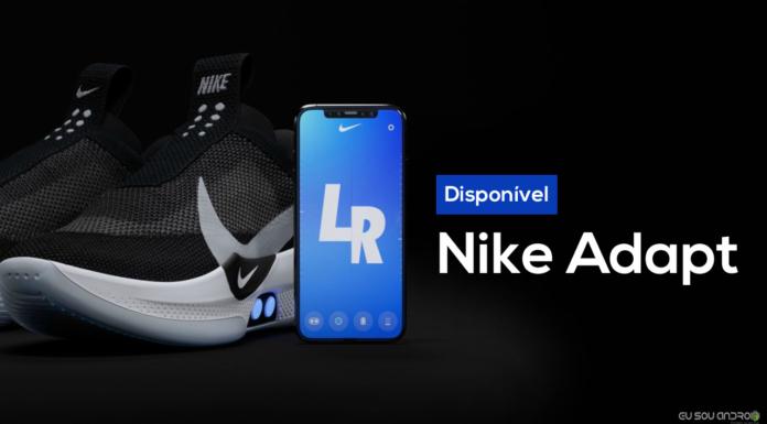 Aplicativo Nike Adapt já está disponível na Google Play
