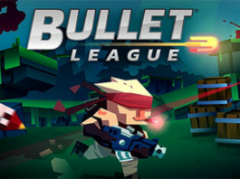 Bullet League Disponível para Android