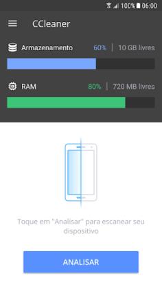 CCleaner - Limpeza de Celular Otimizador v4.11.0 MOD APK