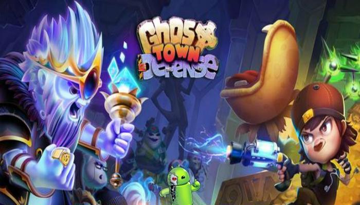 Defesa da Torre com Fantasmas