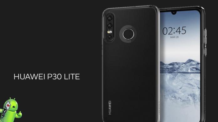 Design do Huawei P30 Lite é completamente vazado