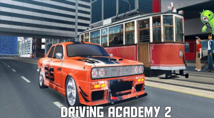 Driving Academy 2 Já pode ser baixado na Play Store!