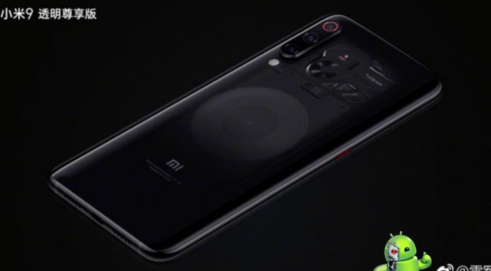 Durante a primeira venda flash Xiaomi Mi 9 foi vendido em segundos